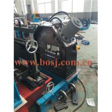 Plateau en acier perforé ou Walk Borads Roll forming machine de production Thaïlande
