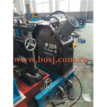Perforated Steel Plank or Walk Borads Roll Forming Production Machine Thailand