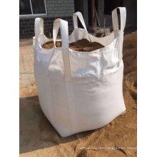 FIBC 1000kg 1.5 Ton Jumbo Big Bag 1 Cubic Meter Lamination Bulk Bag for Container