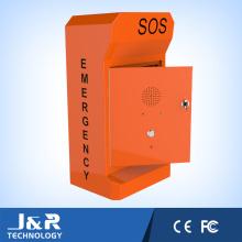 Boîte d'appel d'urgence, Station d'appel de la zone publique, Aide à l'autoroute Interphone