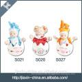 Top selling wholesale handmade musical porcelain dolls
