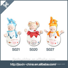 Meistverkaufte Großhandel handgefertigte Musical Porzellan Puppen