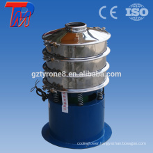 Rotary silica particles separating flour vibrating sieve machine