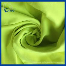 Grüne Farbe Microfaser Wildleder Stoff (QHD5509)
