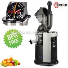 AJE378LA juicer lento boca grande, máquina exprimidor, exprimidor eléctrico