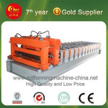 Hky 1100 Arc Bias Glazed Tile Roll Forming Machine