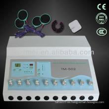 Estimulador de músculo eléctrico para adelgazar almohadillas de calefacción 20 piezas