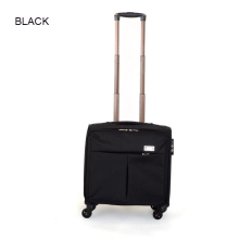 Maleta de carretilla de viaje de negocios de moda Carretilla de equipaje de aeropuerto de 16 pulgadas