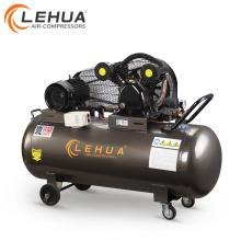 220V 300l 5.5hp 2 cylinder belt driven piston air compressor