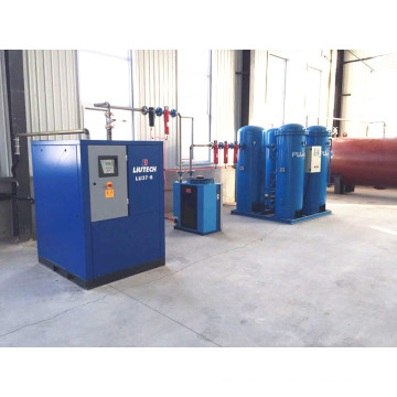 Puhui Medical Oxygen Gas Making and Cylinder Filling Plant