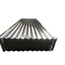 High quality zinc coated 275g corrugated steel iron roof sheets price