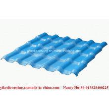 Telhas de esmalte de resina plástica à prova de intempéries Siba