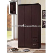 Mobilier en aggloméré - armoire 2