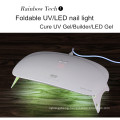 18w portable double led lamp for nails and Light Nail Dryer