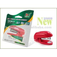 Blister ECO Staple Free Stapler/Mini stapler/plastic stapler with CE HS120-10