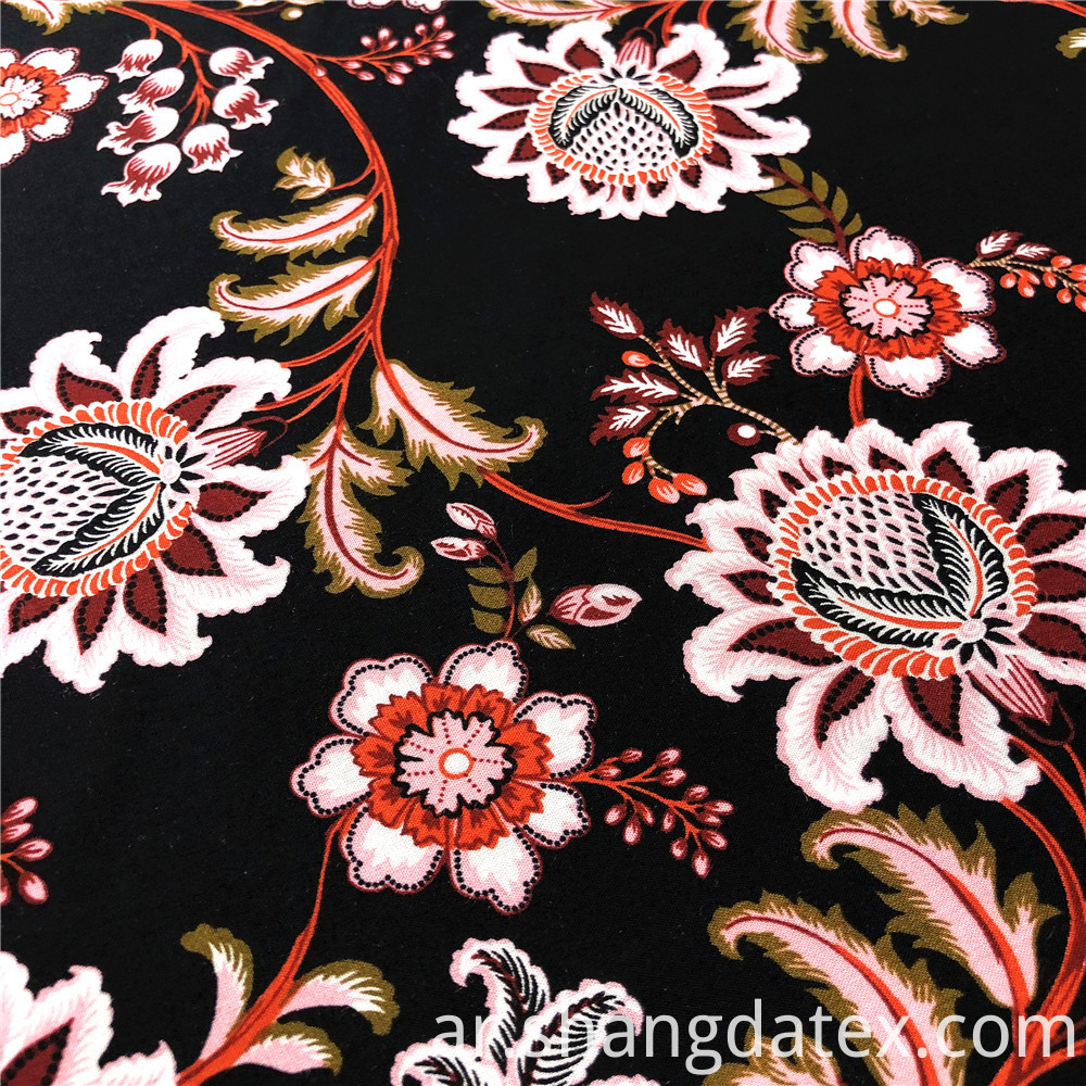 Rayon Airjet Woven Fabric