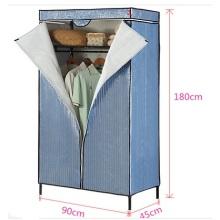 Ajustável DIY Wardrobe de aço para armário de arame Shelving Factory
