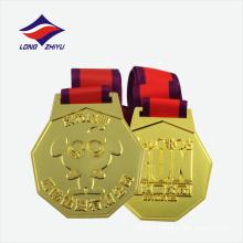Médaille de récompense en métal de personnalité d'anime personnalisée