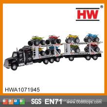 Hot Sale plástico 64 centímetros caminhão de brinquedo de fricção com motor de praia