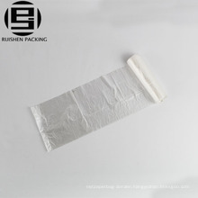 Cheap wholesale clear hdpe plastic grocery bags on roll