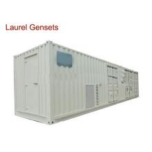 Centrale à récipient de stockage 50 / 60Hz Diesel 500kVA - 3000kVA
