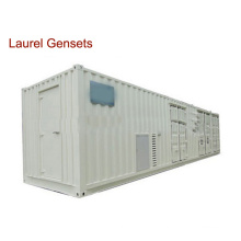 50 / 60Hz Container Genset Power Station Diesel 500kVA - 3000kVA