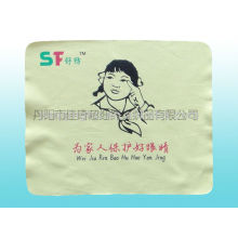 silk-screen printing microfiber cleaning cloth