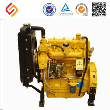 R4105/R4108/R4110 china water cooled name of parts of used mini diesel engine