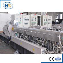 Costo plástico de la máquina de la protuberancia de los granos plásticos para hacer los gránulos