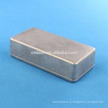Invólucro de caixa de alumínio 1590G
