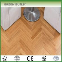 Suelos de bambú tejidos de alta calidad Solid Strand BamboSolid flooring