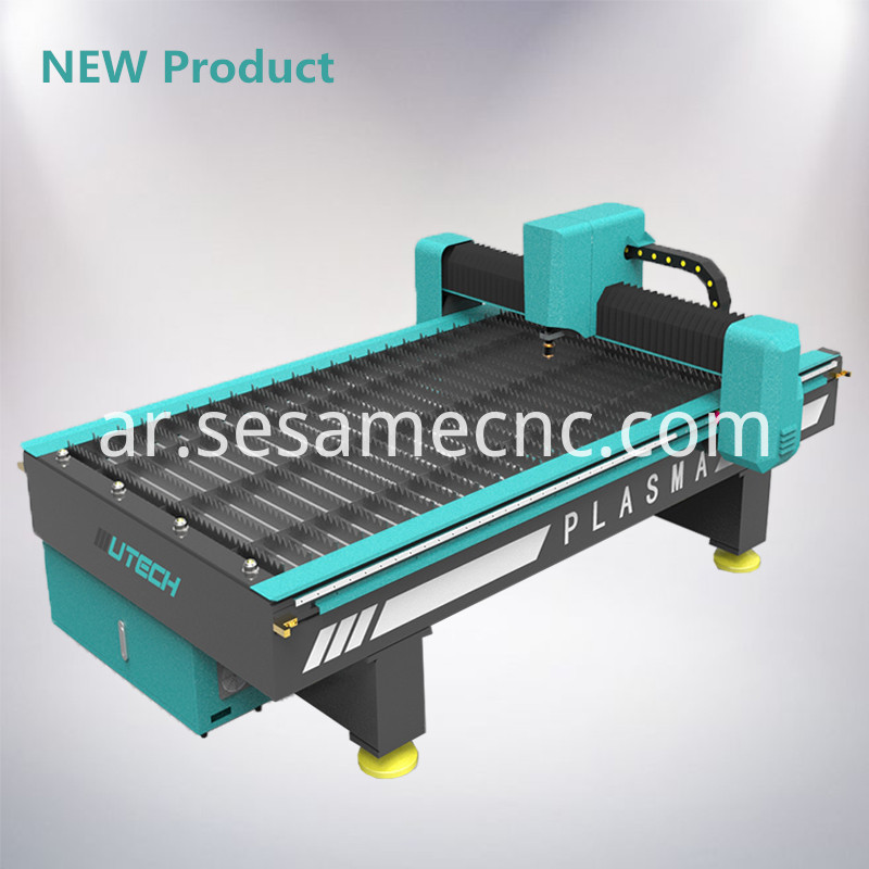 NEW CNC Milling Router Machine for Metal Cutting