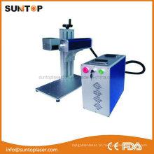 Máquina de marcação a laser de fibra de 30 Watt / Máquina de marcação a laser de fibra Preço