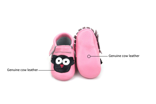 Baby Pattern Moccasins