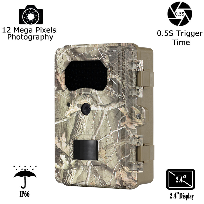 2infrared Ir Trail Game Camera