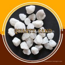 Water Filter Materail Pool Filter Professional Natural Color Quartz Sand