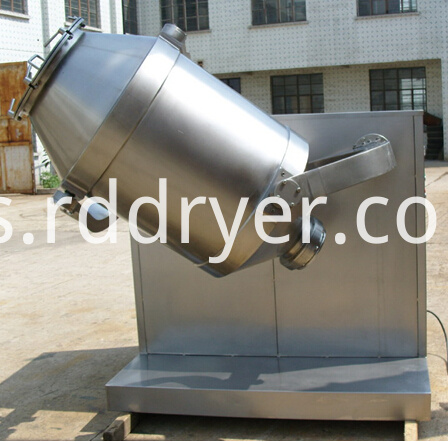 Model SYH Three dimensional swing mixer for chemical powder