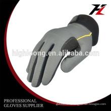 Длительный срок службы Микроволокно OEM Индустриальные рабочие антивибрационные перчатки