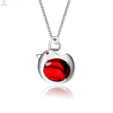 Factory Wholesale Jewelry 925 Silver Necklace Pendant