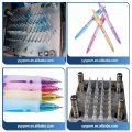 2016 mais novo molde de injeção plástica para caneta esferográfica de plástico
