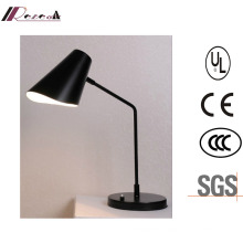 High Quality Matt Black LED Desk Dimming Reading Lighting