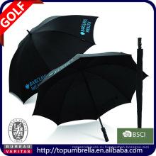 Зонтик гольфа 30inch 8ribs сплошной цвет зонтик