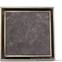 Square Shape Bathroom Floor Drain