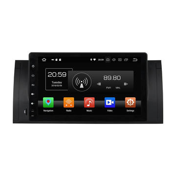 Dvd per auto Android full-touch per E39