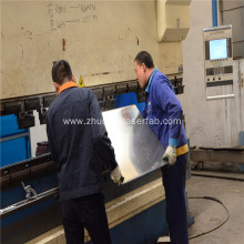 Custom Sheet Metal Fabrication Bending Services