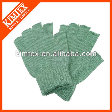 2015 унисекс оптовые акриловые пользовательские трикотажные пальчиковые перчатки