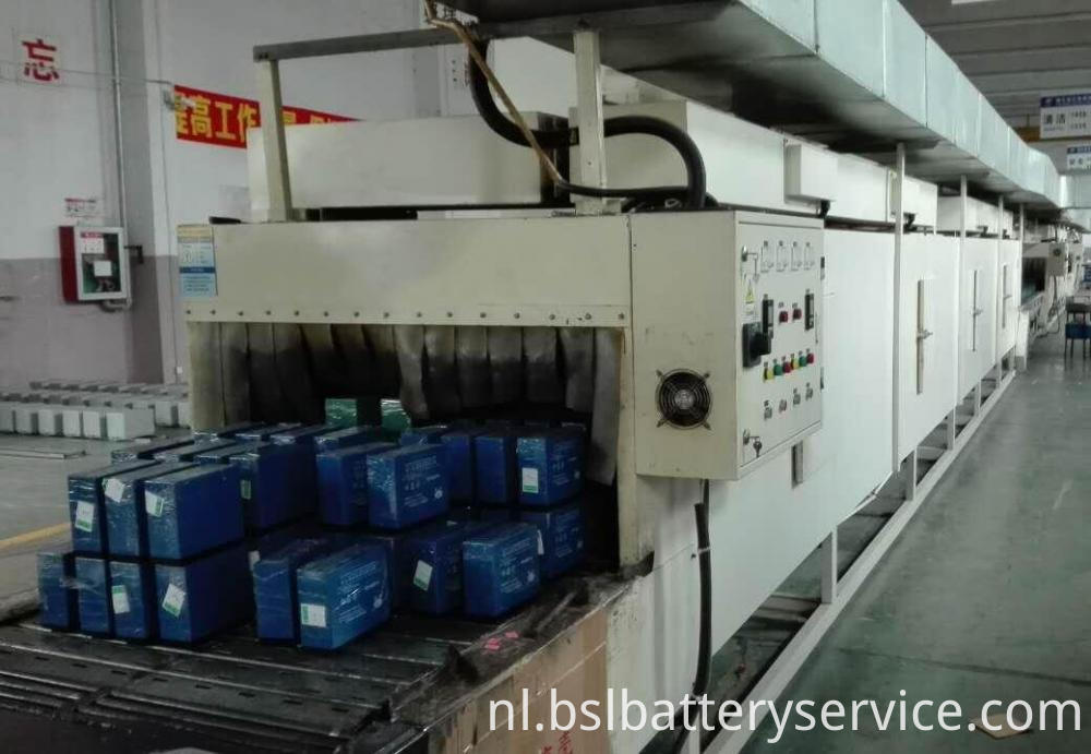 Automatic Glue Drying Machine