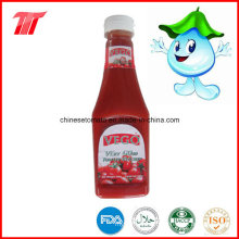 Salsa de tomate de alta calidad de la fábrica china de pasta de tomate