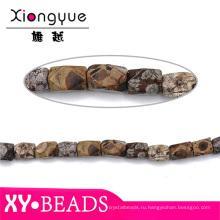 20 мм смешанные цвета ручной императора камень ювелирные бусины
