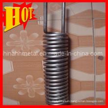 Price for ASTM B337 Titanium Tube in Coil